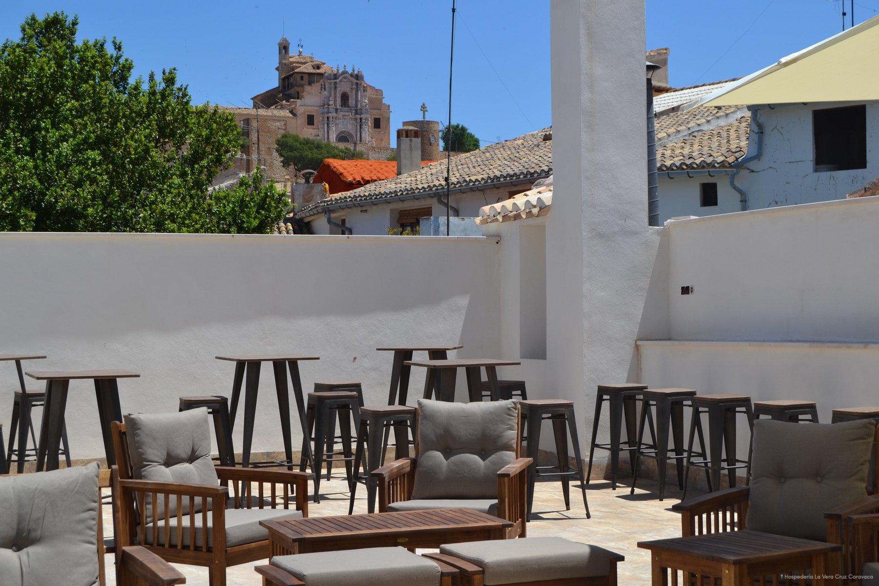 """hospederia-vera-cruz-caravaca-murcia1-1 Hotel Hospedería """"La Vera Cruz"""" de Caravaca"""