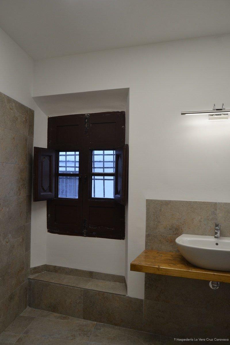 hospederia-vera-cruz-caravaca-murcia15-e1561113509662 Habitación individual