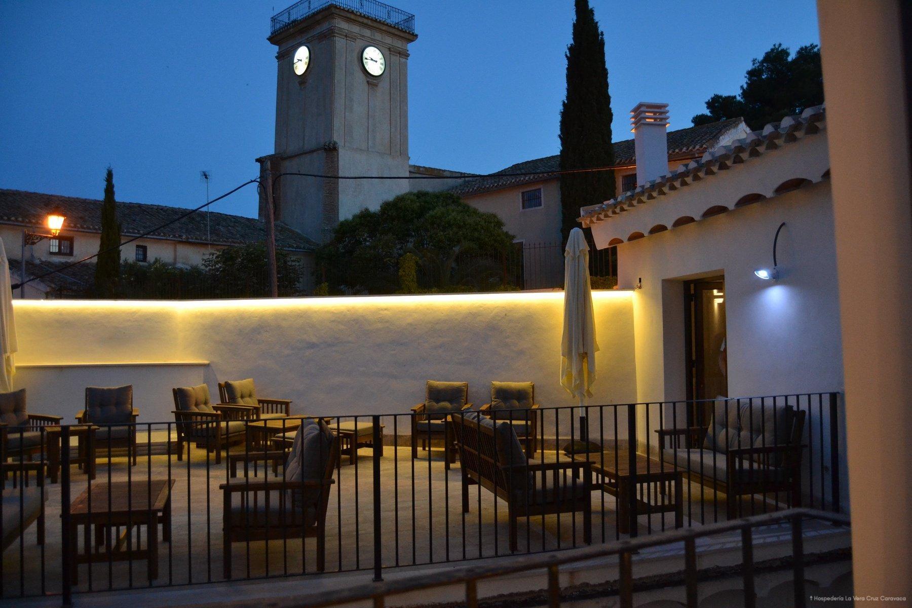 """hospederia-vera-cruz-caravaca-murcia8 Hotel Hospedería """"La Vera Cruz"""" de Caravaca"""