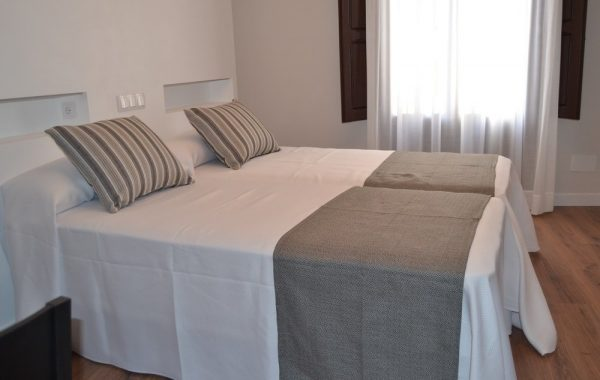 """habitaciones-hotel-la-vera-cruz-caravaca13-600x380 Hospedería """"La Vera Cruz"""" de Caravaca"""