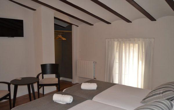 """habitaciones-hotel-la-vera-cruz-caravaca24-600x380 Hospedería """"La Vera Cruz"""" de Caravaca"""