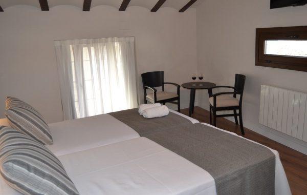 """habitaciones-hotel-la-vera-cruz-caravaca26-600x380 Hospedería """"La Vera Cruz"""" de Caravaca"""