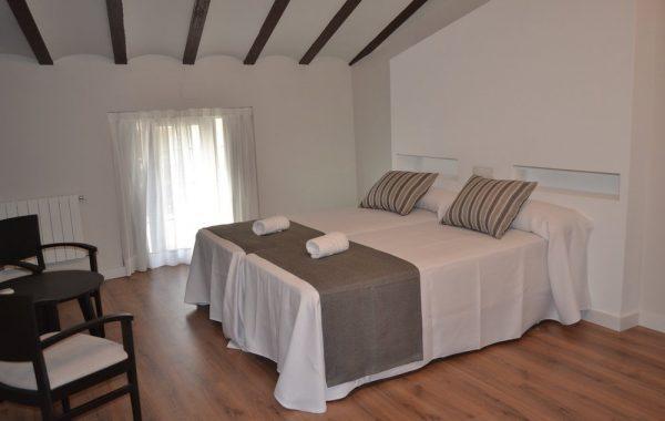 """habitaciones-hotel-la-vera-cruz-caravaca36-600x380 Hospedería """"La Vera Cruz"""" de Caravaca"""