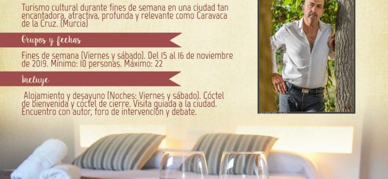 cartel-encuentro-literario-755x350 Blog Hotel Hospedería La Vera Cruz