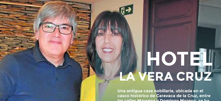 Noticia-en-La-Verdad-copia-1 Blog Hotel Hospedería La Vera Cruz