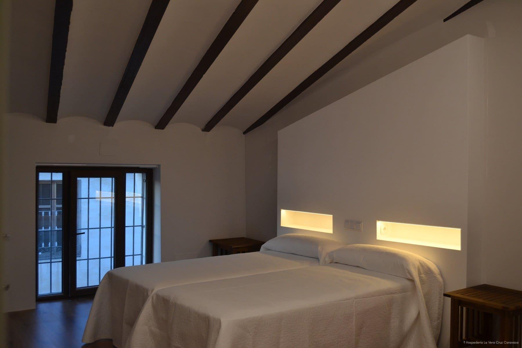 """hospederia-vera-cruz-caravaca-murcia4 Hotel Hospedería """"La Vera Cruz"""" de Caravaca"""