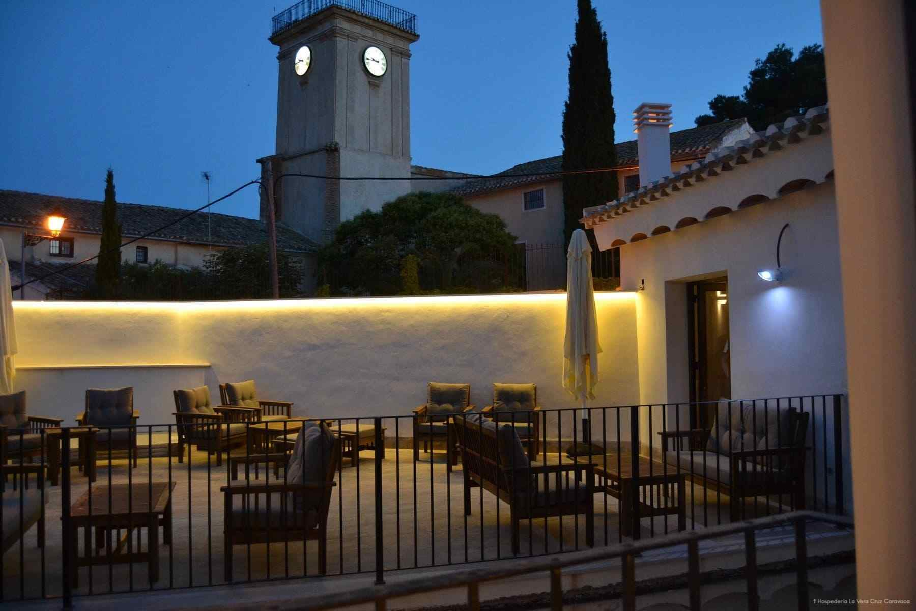 """hospederia-vera-cruz-caravaca-murcia8-compressed Hotel Hospedería """"La Vera Cruz"""" de Caravaca"""