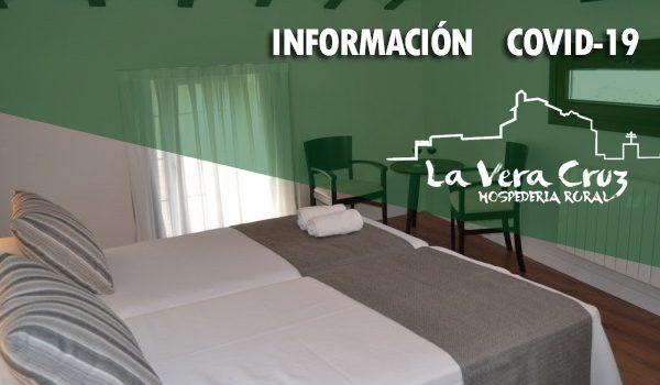Comunicado-Covid-Seguridad-600x350 Blog Hotel Hospedería La Vera Cruz