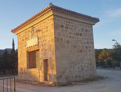 ermita-de-la-reja-1-400x303 Qué ver en Caravaca de la Cruz