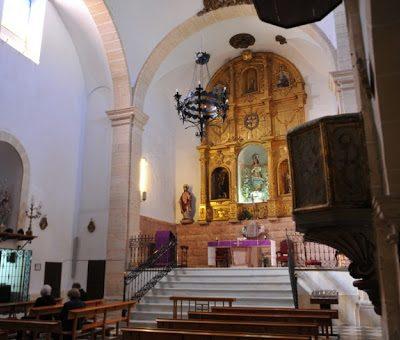 monasterio-santa-clara-1-400x340 Qué ver en Caravaca de la Cruz