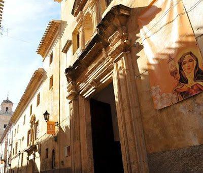 monasterio-santa-clara-3-400x340 Qué ver en Caravaca de la Cruz